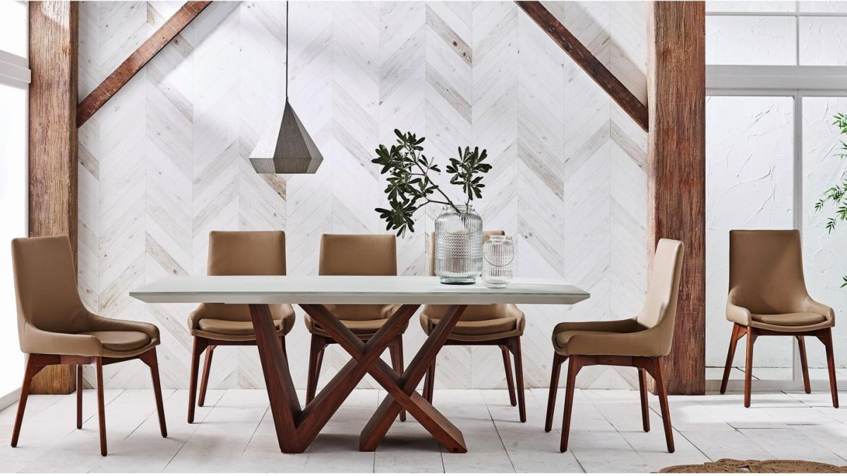 Buy Moderna Dining Table Domayne Au