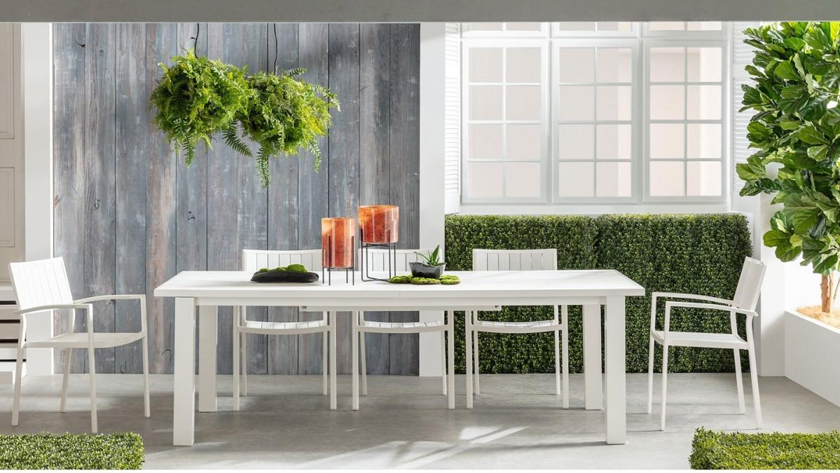 Buy Akira Outdoor Extension Dining Table