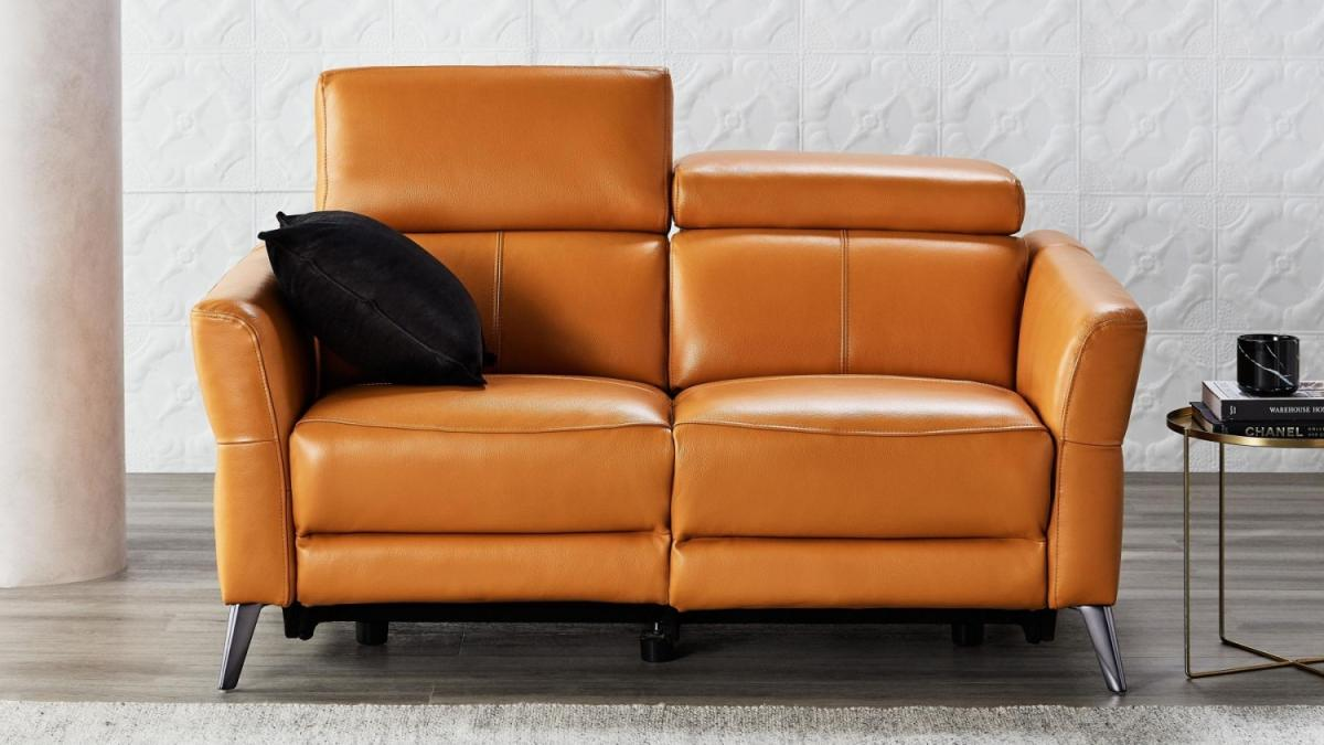Sleek Leather Recliner Chairs