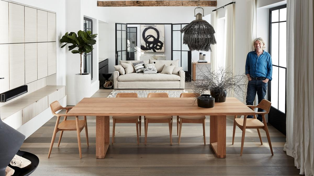 Buy Mark Tuckey Bronte Dining Table | Domayne AU