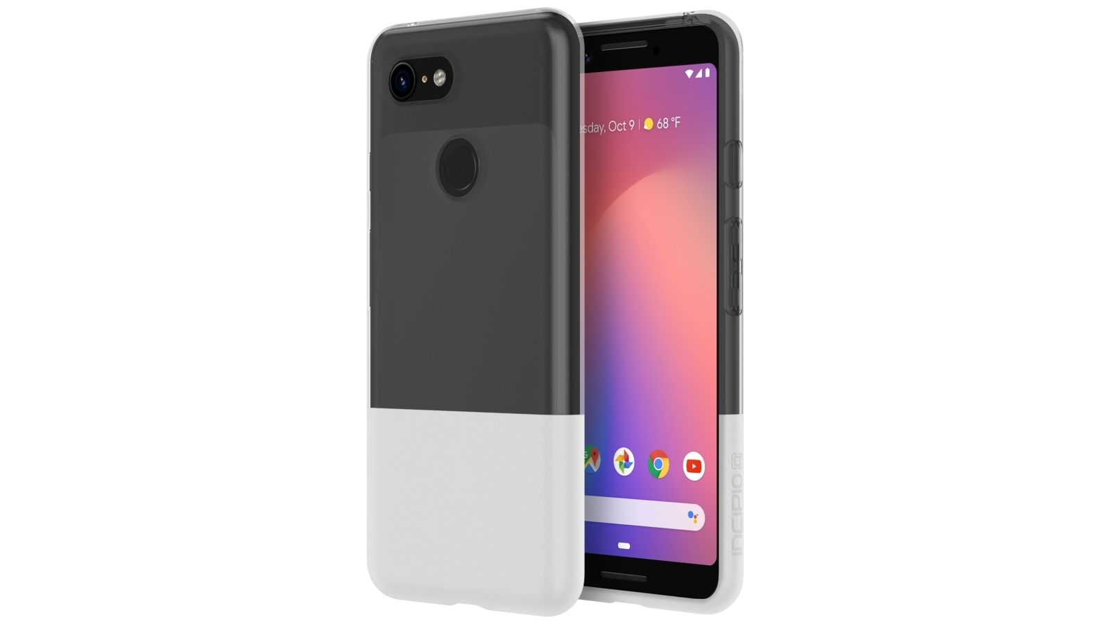 new arrival 60840 ff86f Incipio NGP Case for Google Pixel 3 - Clear