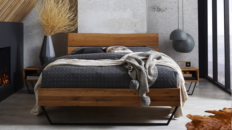Industry Bed Frame
