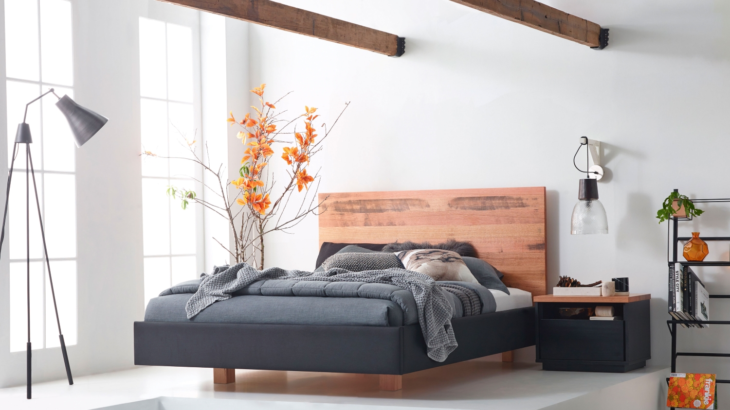 Buy Mac Bed Frame | Domayne AU