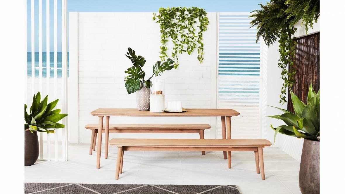 Rowley Outdoor Dining Table