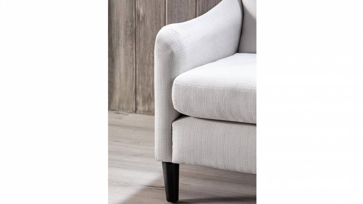 Buy Ainsley Fabric Armchair | Domayne AU