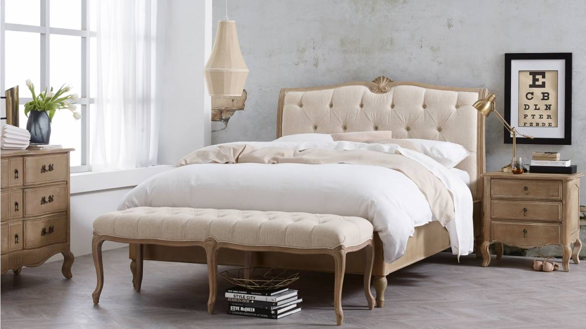 L'etoile Bed Bench