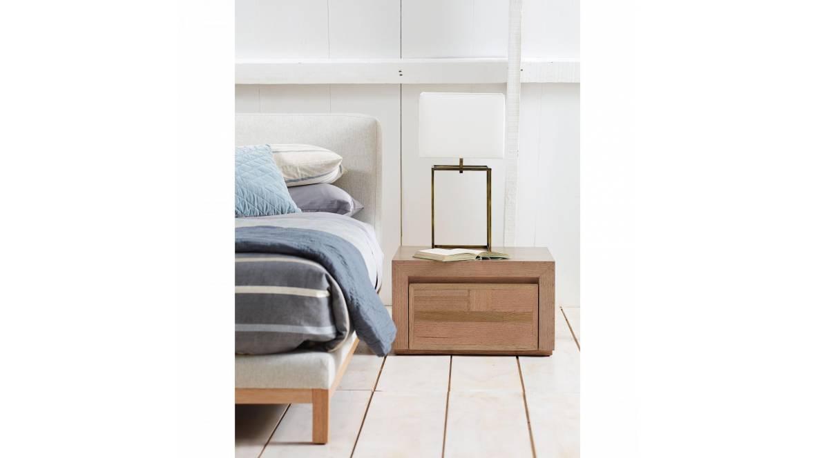 Pod 1-Drawer Bedside Table