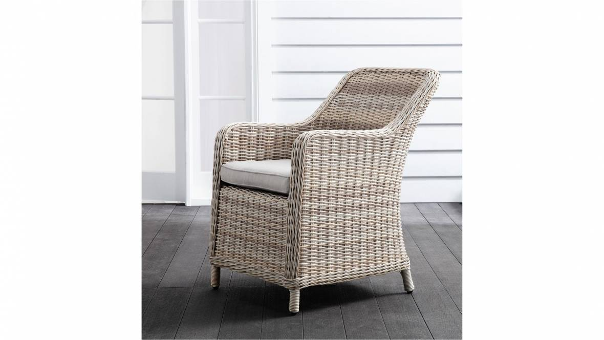 Mississippi Outdoor Dining Chair