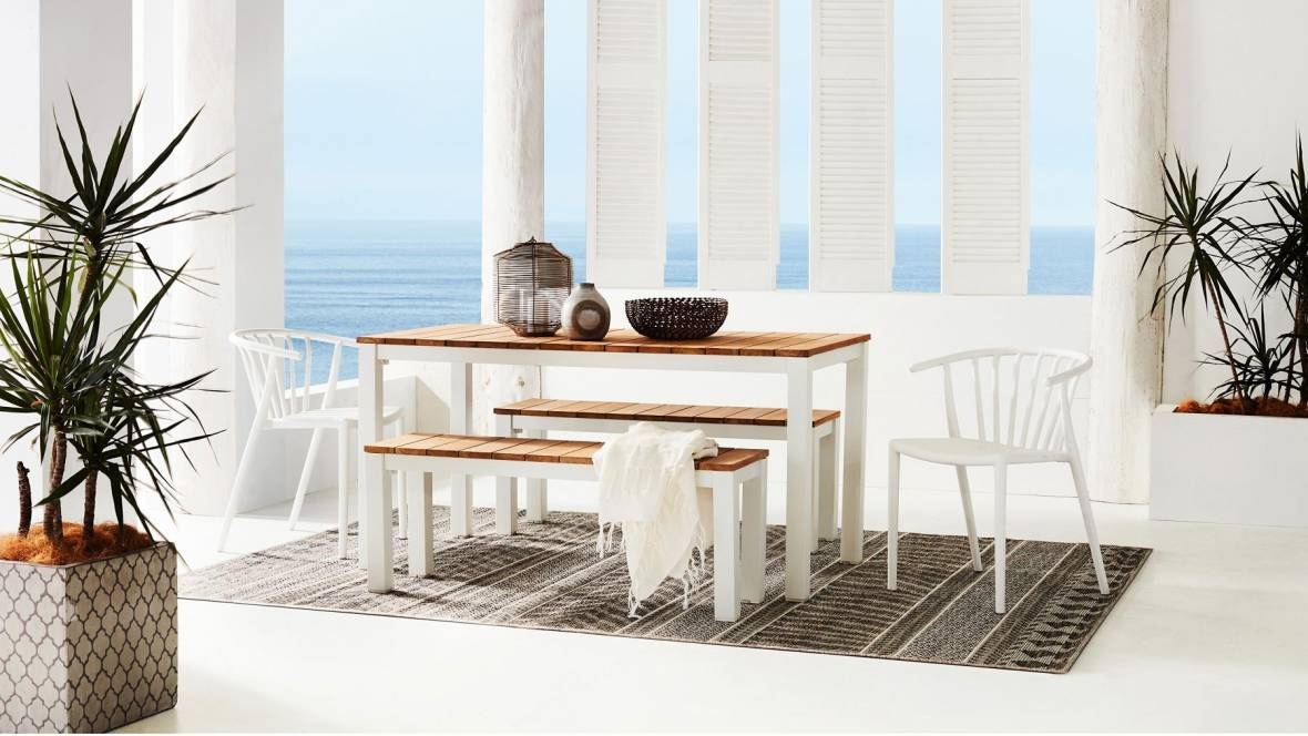 Aiden Outdoor Dining Table