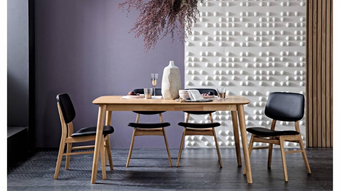 Buy Zara Dining Table Domayne Au