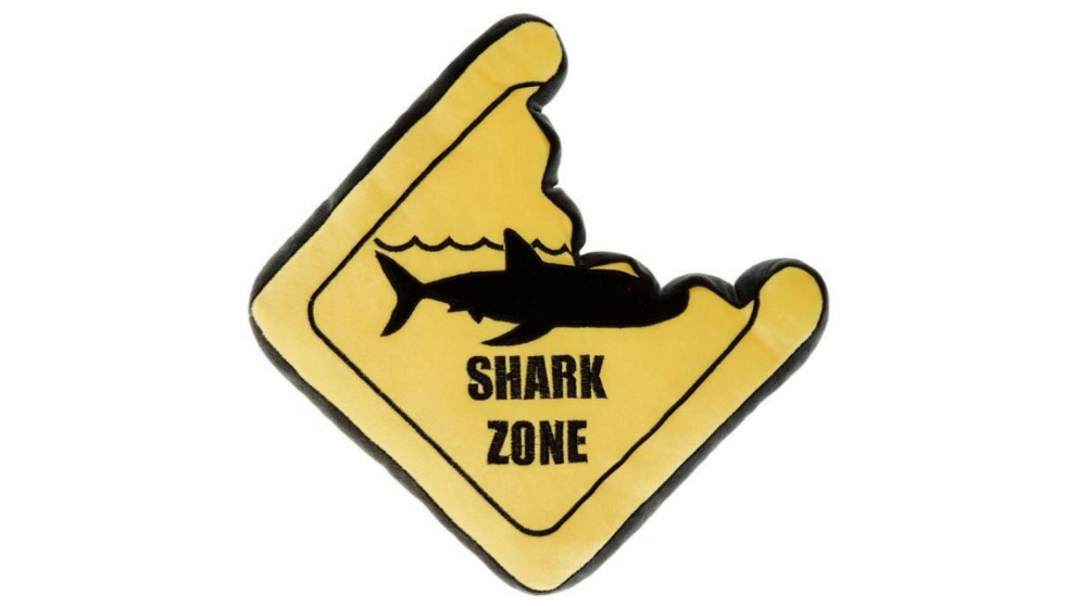 Hiccups Shark Zone Cushion