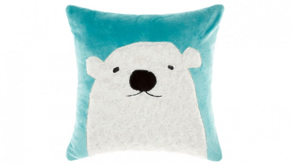 Linen House Polar Bear Cushion