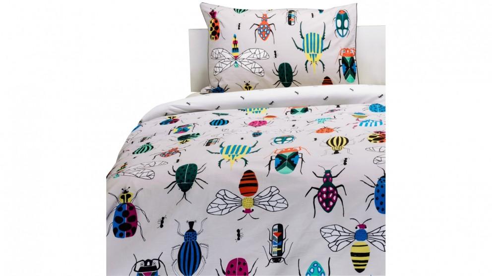 Linen House Insectarium Quilt Cover Set