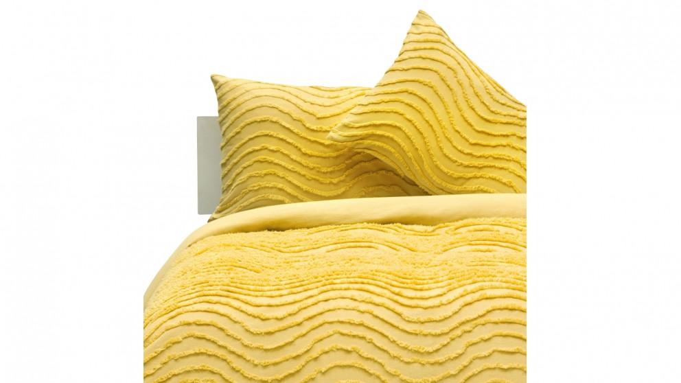 Linen House Drift Quilt Cover Set - Pineapple