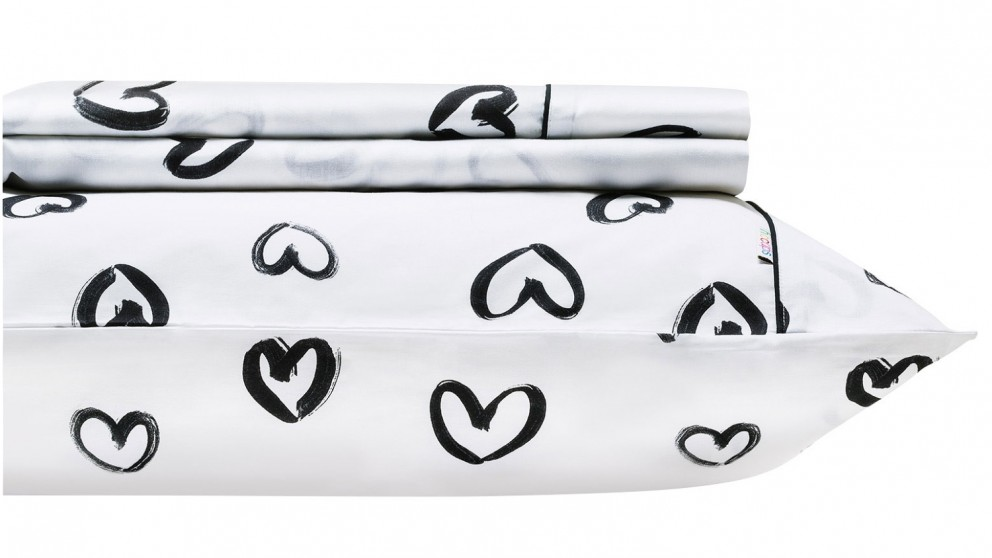 Linen House Kittycat Sheet Set