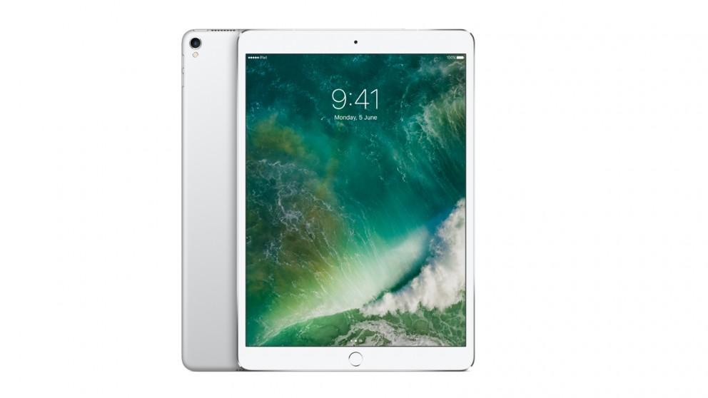 Apple 10.5 Inch iPad Pro Wi-Fi Cellular 256GB - Silver