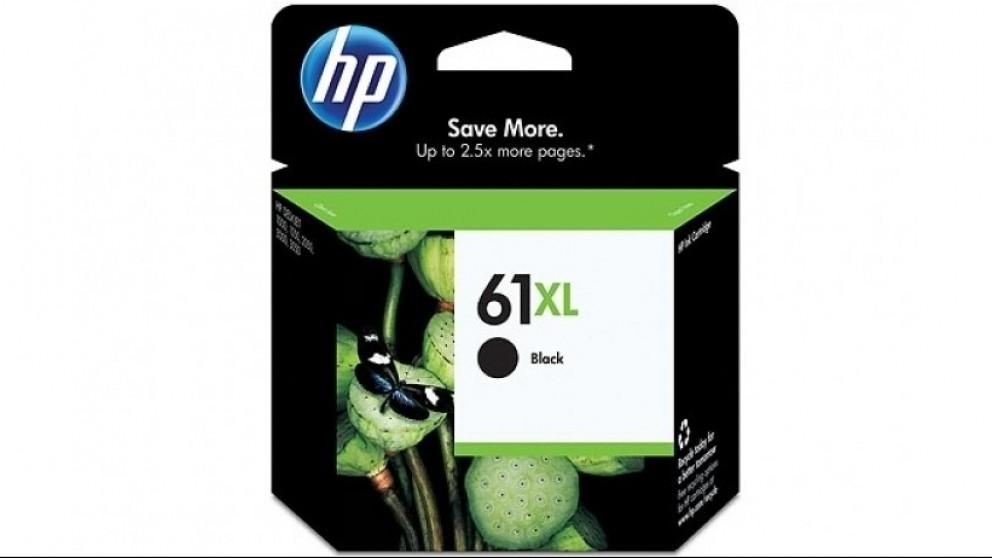 HP 61 XL Black Ink Cartridge