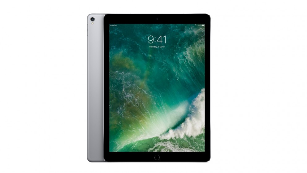 Apple 12.9 Inch iPad Pro Wi-Fi Cellular 64GB - Space Grey