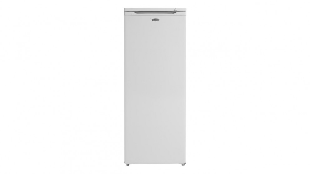 Haier 175L Vertical Freezer with Transparent Drawers