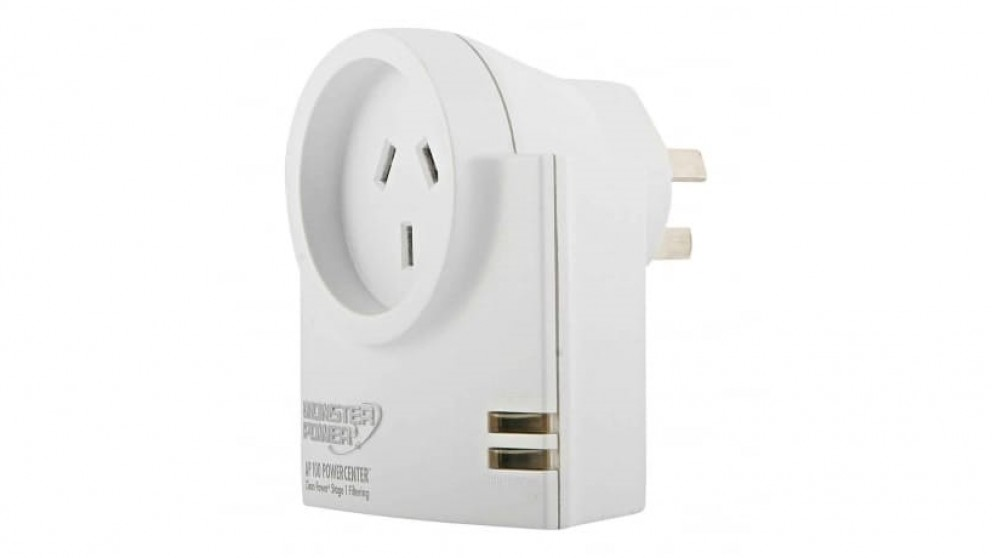 Monster Single Surge Protection