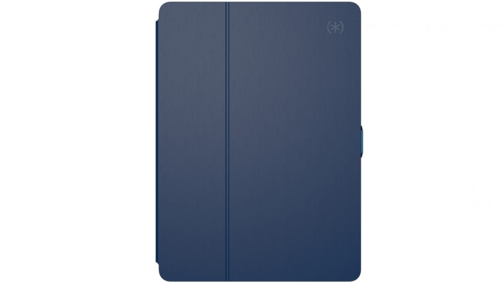 newest b98e0 a07be Speck Balance Folio Case for 9.7-inch iPad - Marine Blue/Twillight Blue