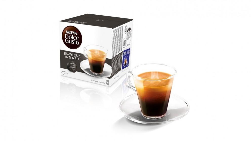 Nescafe Dolce Gusto Espresso Intenso Coffee Capsules