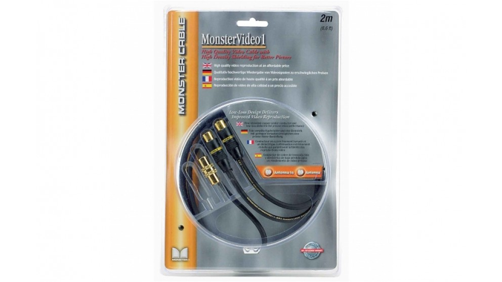 Monster 2m Aerial Cable