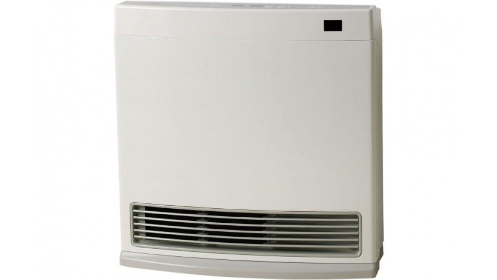 Rinnai Dynamo 15 Unflued LPG Convector Heater - White