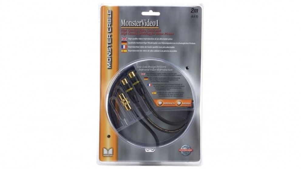 Monster 4m Aerial Cable