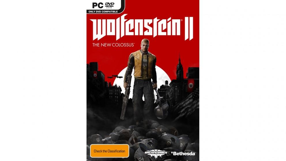 Wolfenstein 2: The New Colossus - PC