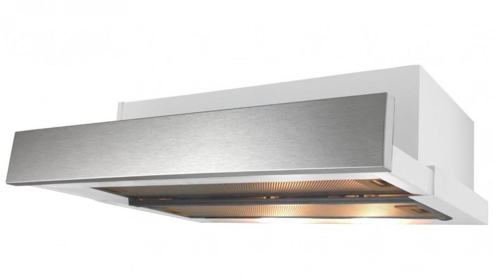 Omega 60cm Slide Out Stainless Steel Rangehood