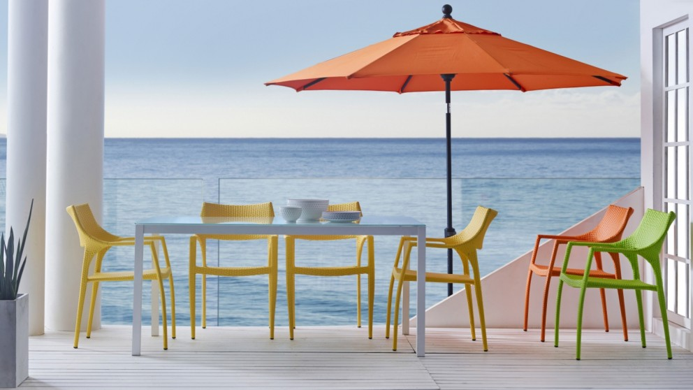 Trend Outdoor Rectangular Dining Table