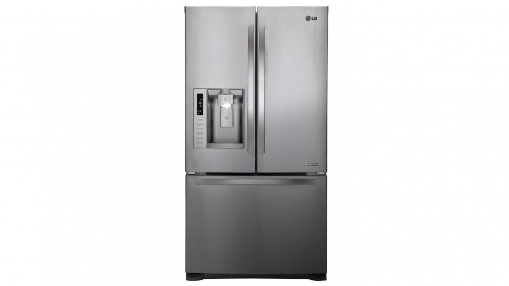 LG 613L French Door Fridge with Ice & Water Dispenser