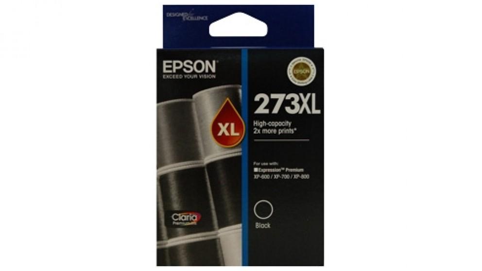 Epson 273XL High Capacity Claria Premium - Black Ink Cartridge
