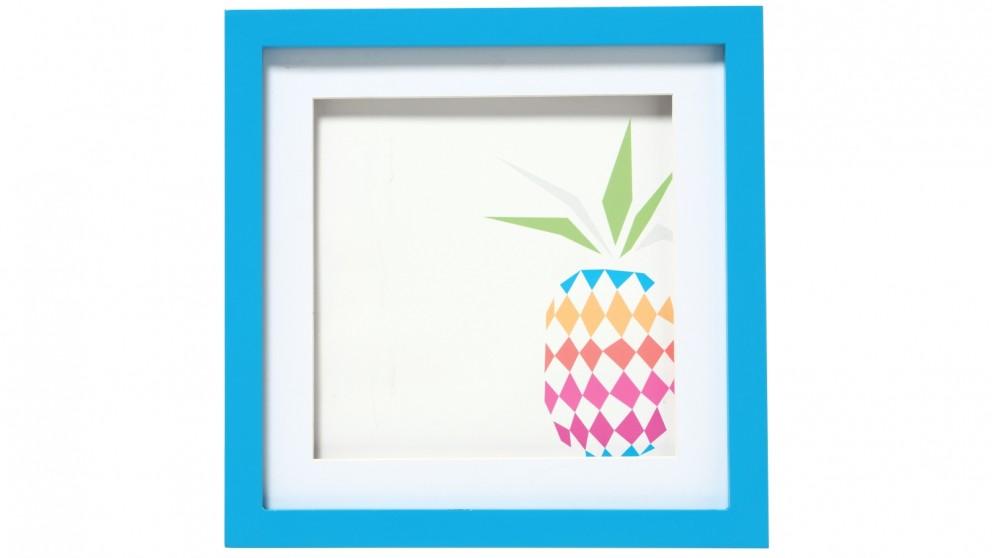 Flavour Box Frame - Blue