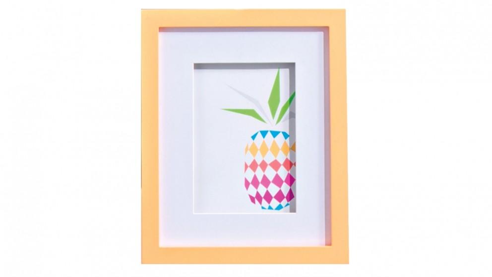Flavour Box Frame - Orange