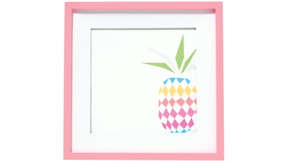 Flavour Photo Frame - Coral