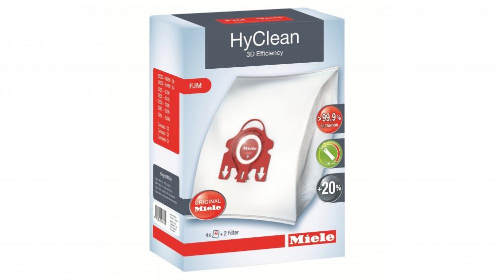 Miele HyClean 3D Efficiency Vacuum Cleaner Dustbags