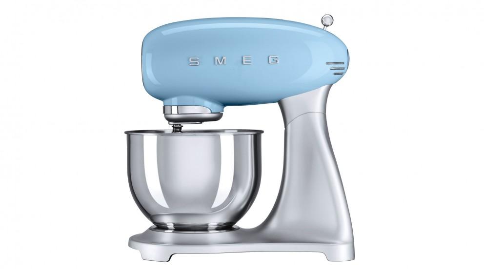 Smeg 50s Style Stand Mixer - Blue