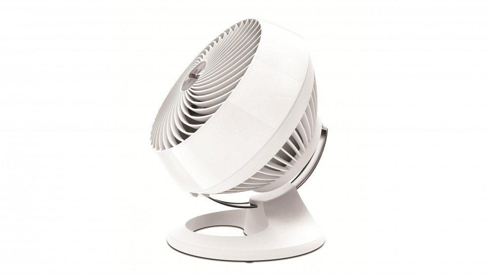 Vornado 660 Air Circulator Floor Fan - White