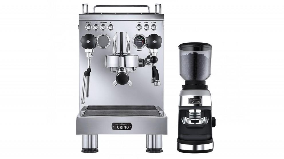 Sunbeam Torino Coffee Machine and Grinder