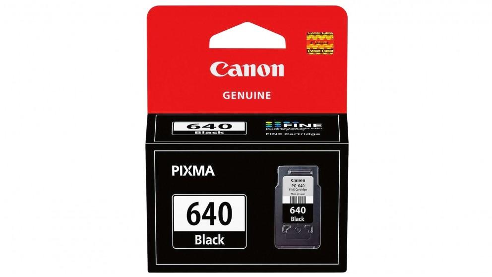 Canon PG640 Black Ink Cartridge