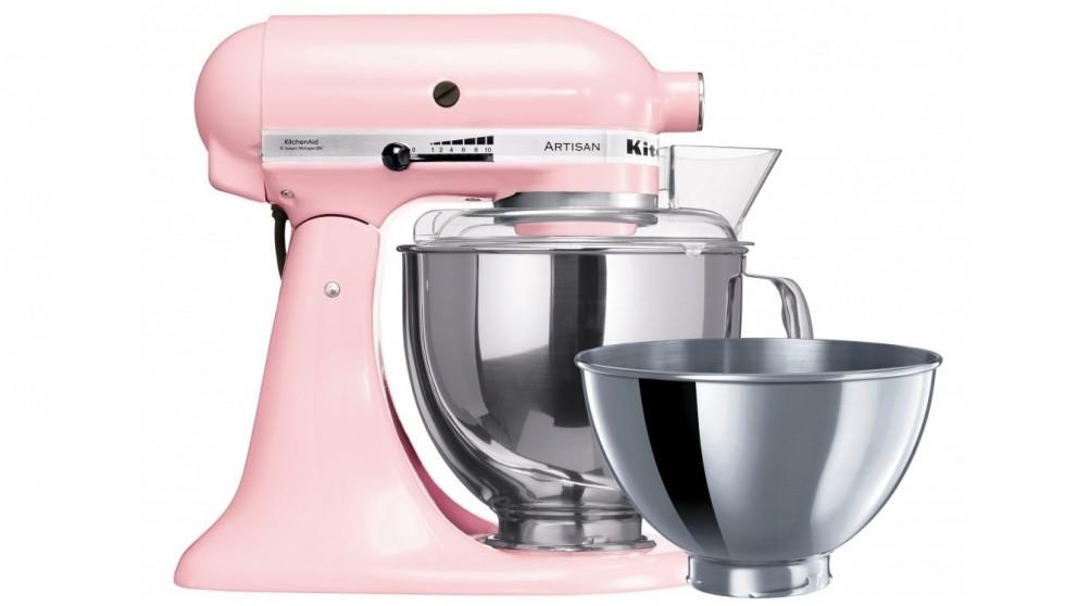 Buy Kitchenaid Ksm160 Artisan Stand Mixer Pink Domayne Au