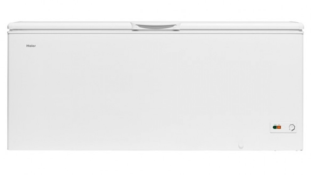 Haier 519L Chest Freezer - White