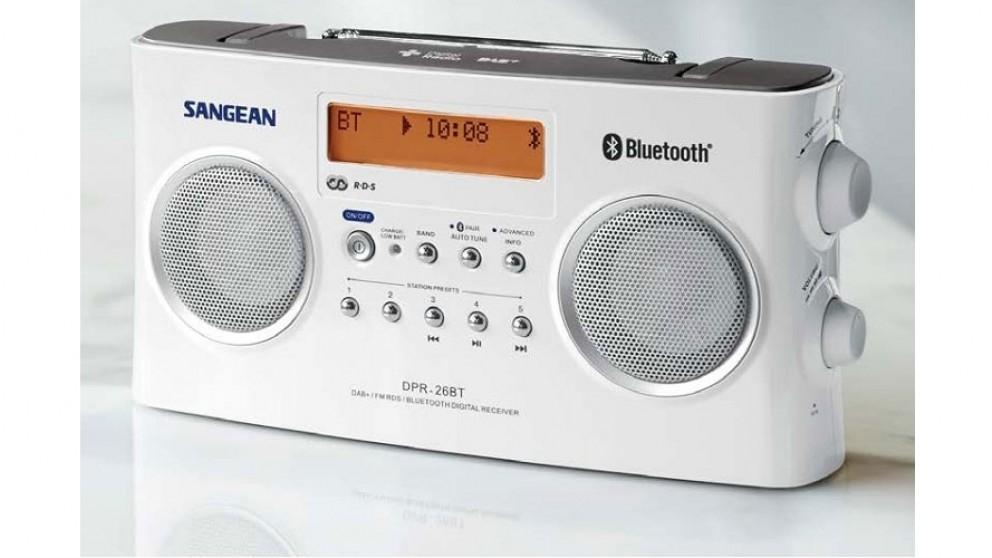 Sangean DPR-26 DAB+/FM Portable Digital Radio