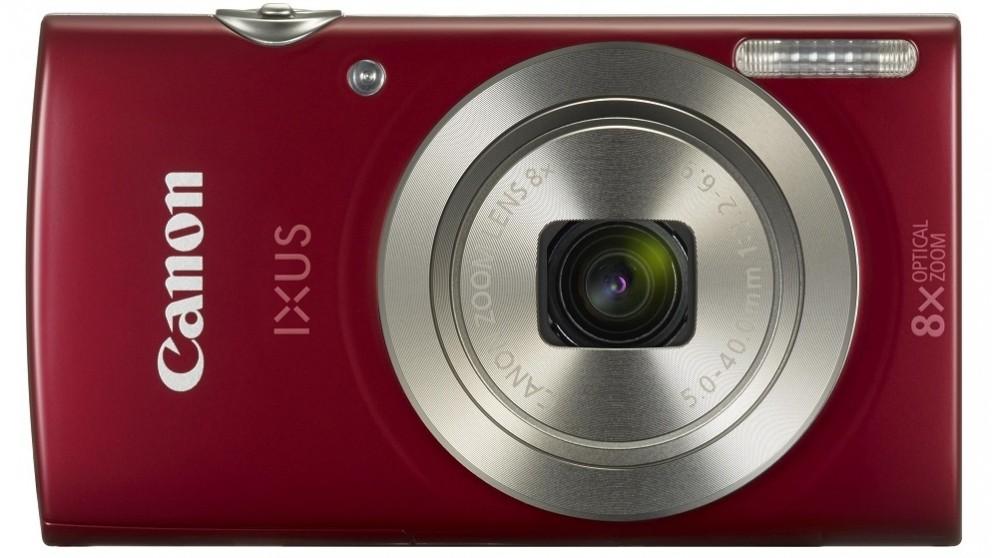 Canon IXUS 185 Digital Camera - Red