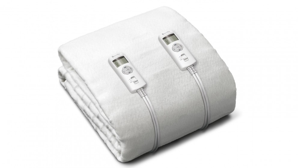 Breville BodyZone Queen Antibacterial Fitted Heated Blanket