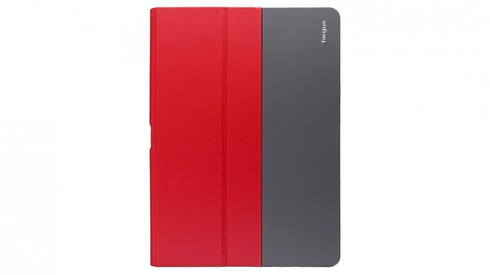"""Targus 9-10.1"""" Fit-N-Grip II Tablet Case - Red/Grey"""