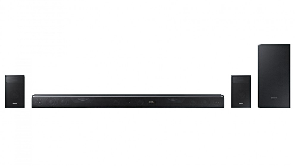 Samsung Series 9 5.1.4ch Soundbar & Wireless Subwoofer