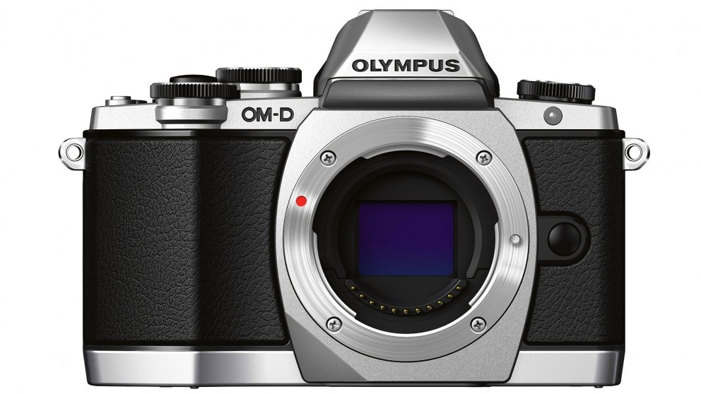 Olympus OM-D E-M10 MKII Mirrorless Camera Body Only